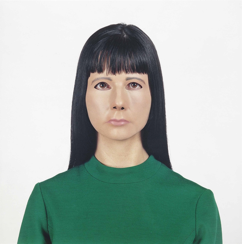 Gillian Wearing-Self Portrait-2000