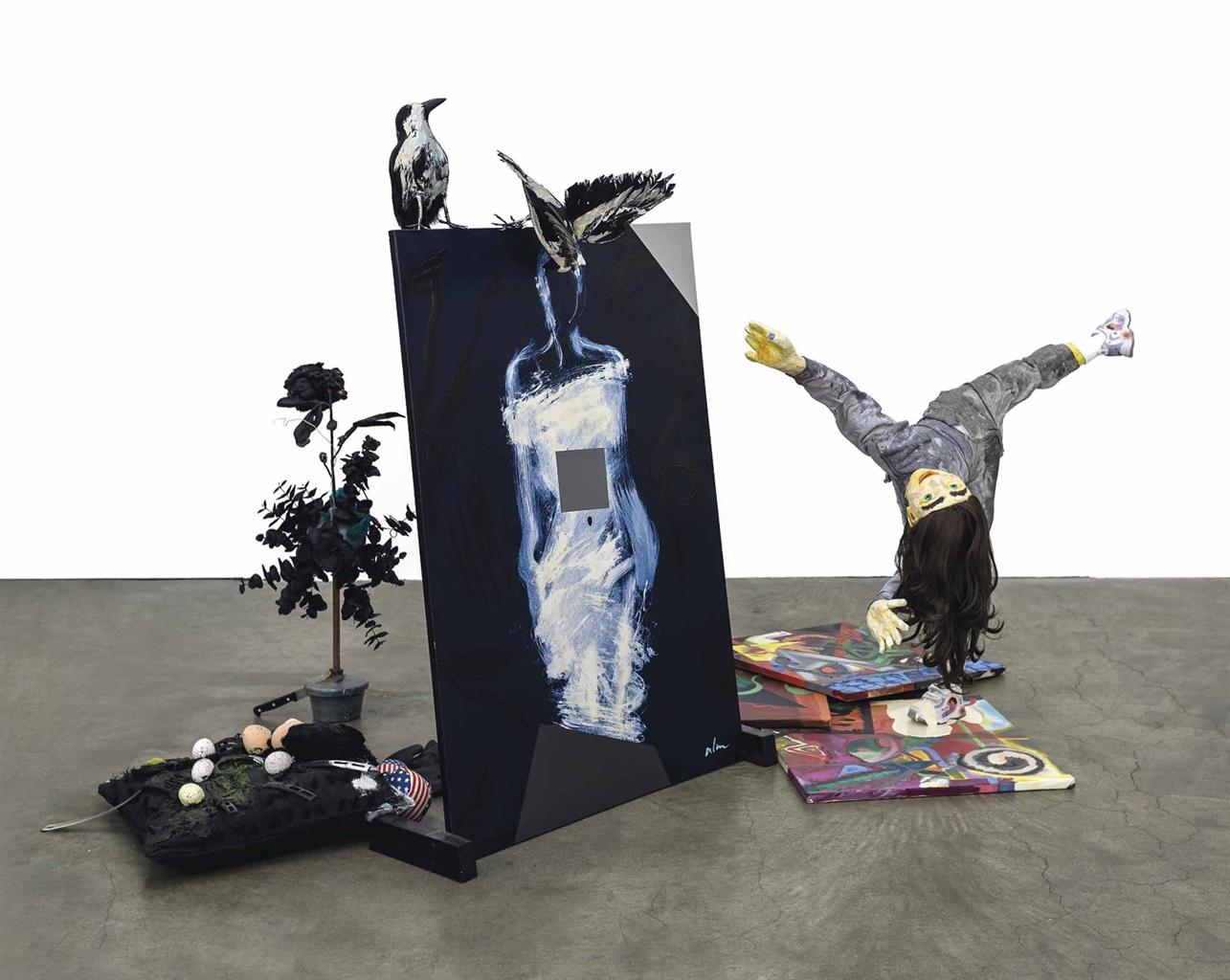 Ryan Trecartin-Don't Paint Her!-Paint ME-2006