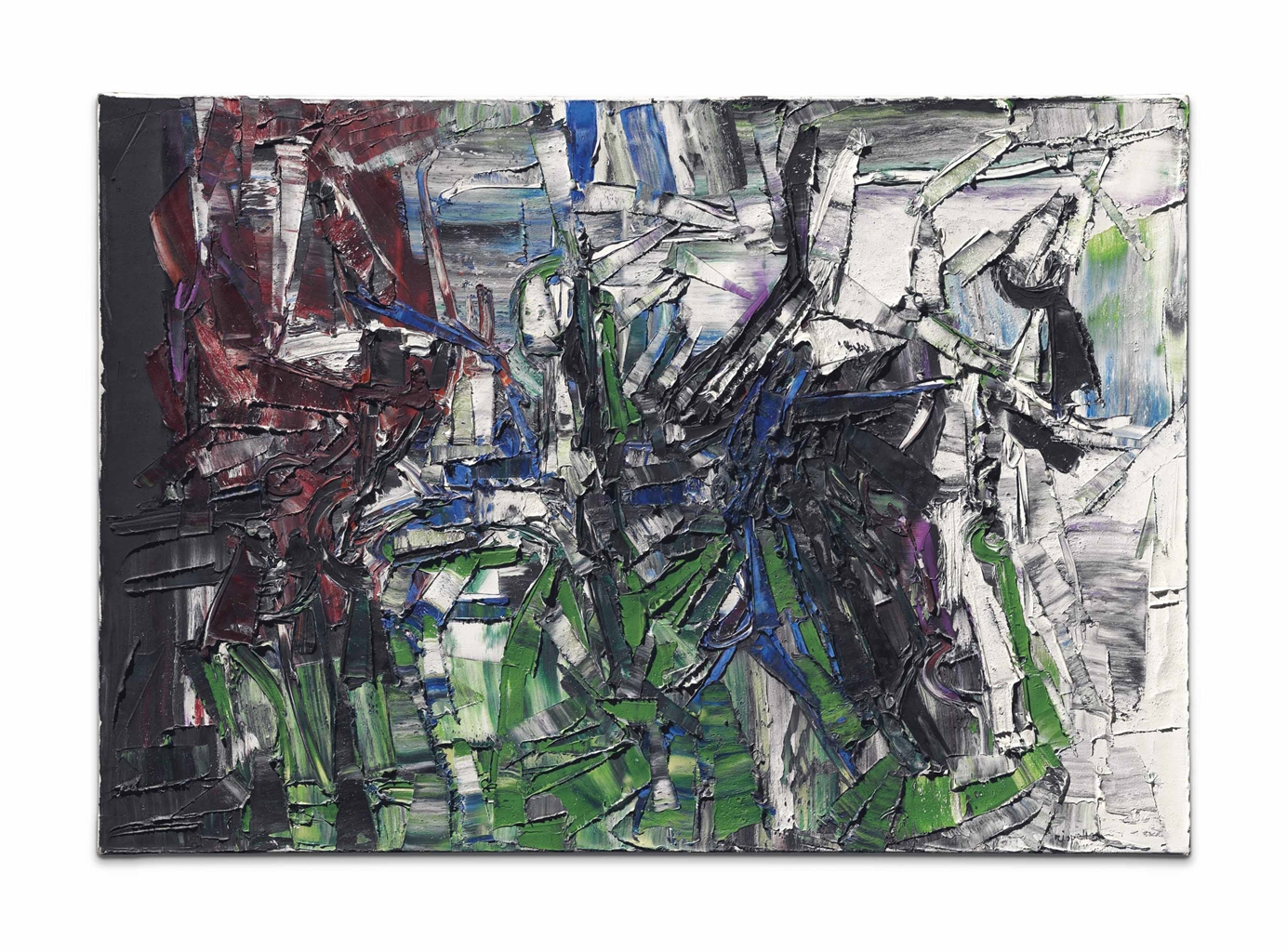 Jean-Paul Riopelle-Untitled-1959