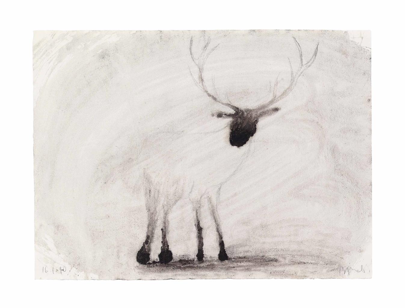 Miquel Barcelo-Untitled-1990
