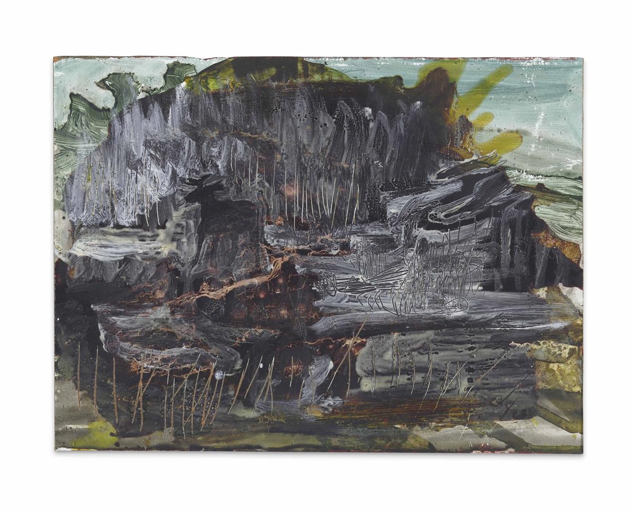 Peter Doig-Animal Landscape-1989