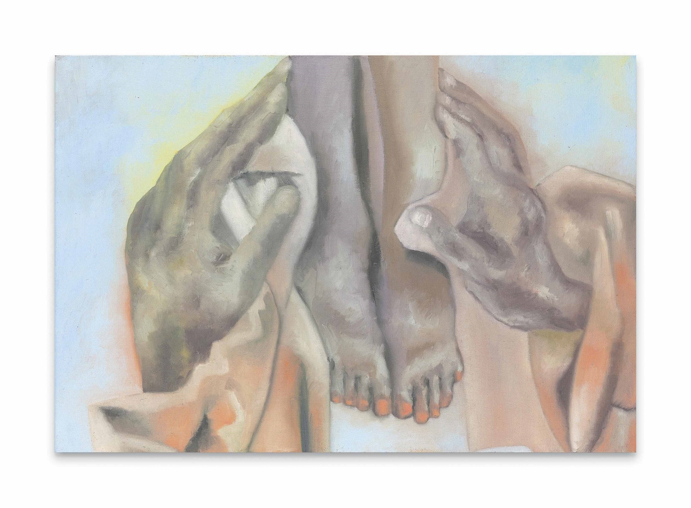 Francesco Clemente-Dedication-2003