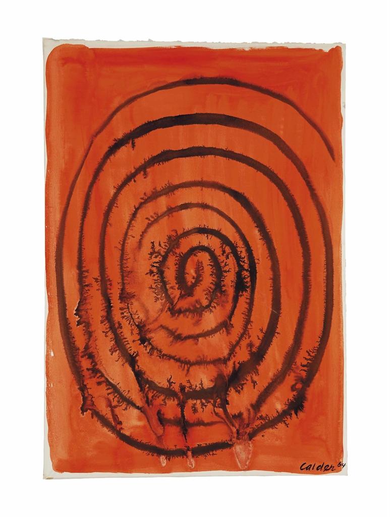 Alexander Calder-Nebula-1964