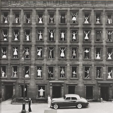 Ormond Gigli-Girls In The Windows New York City-1960
