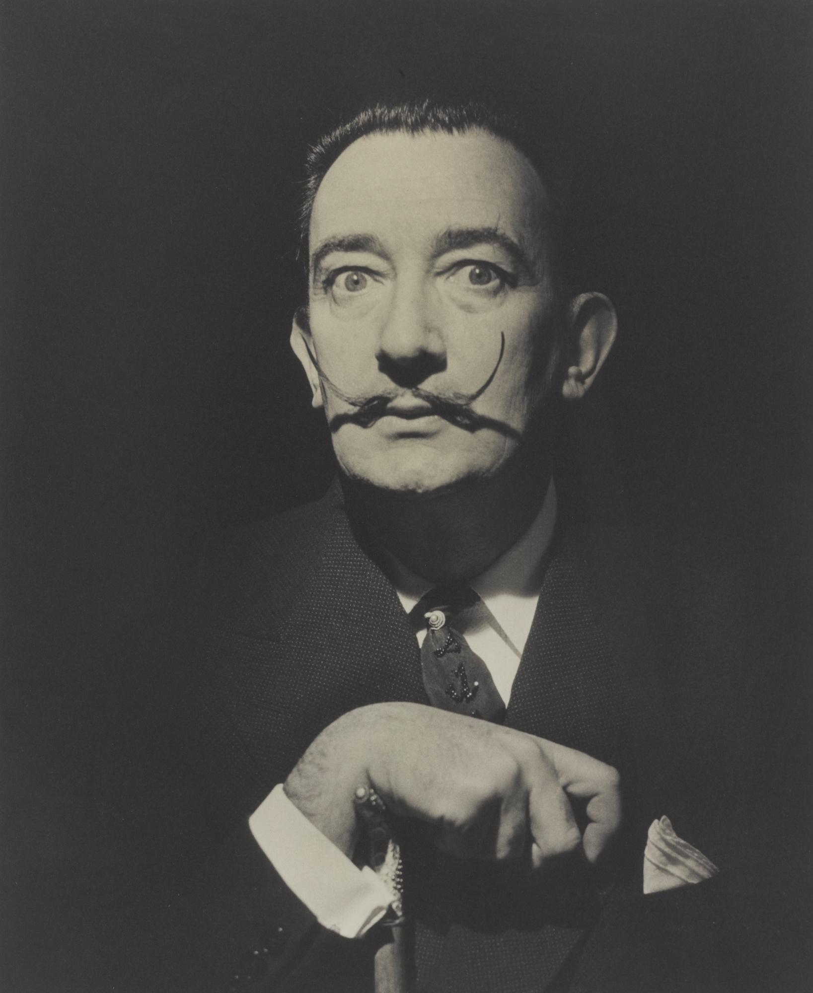 Horst P. Horst-Salvador Dali-1949