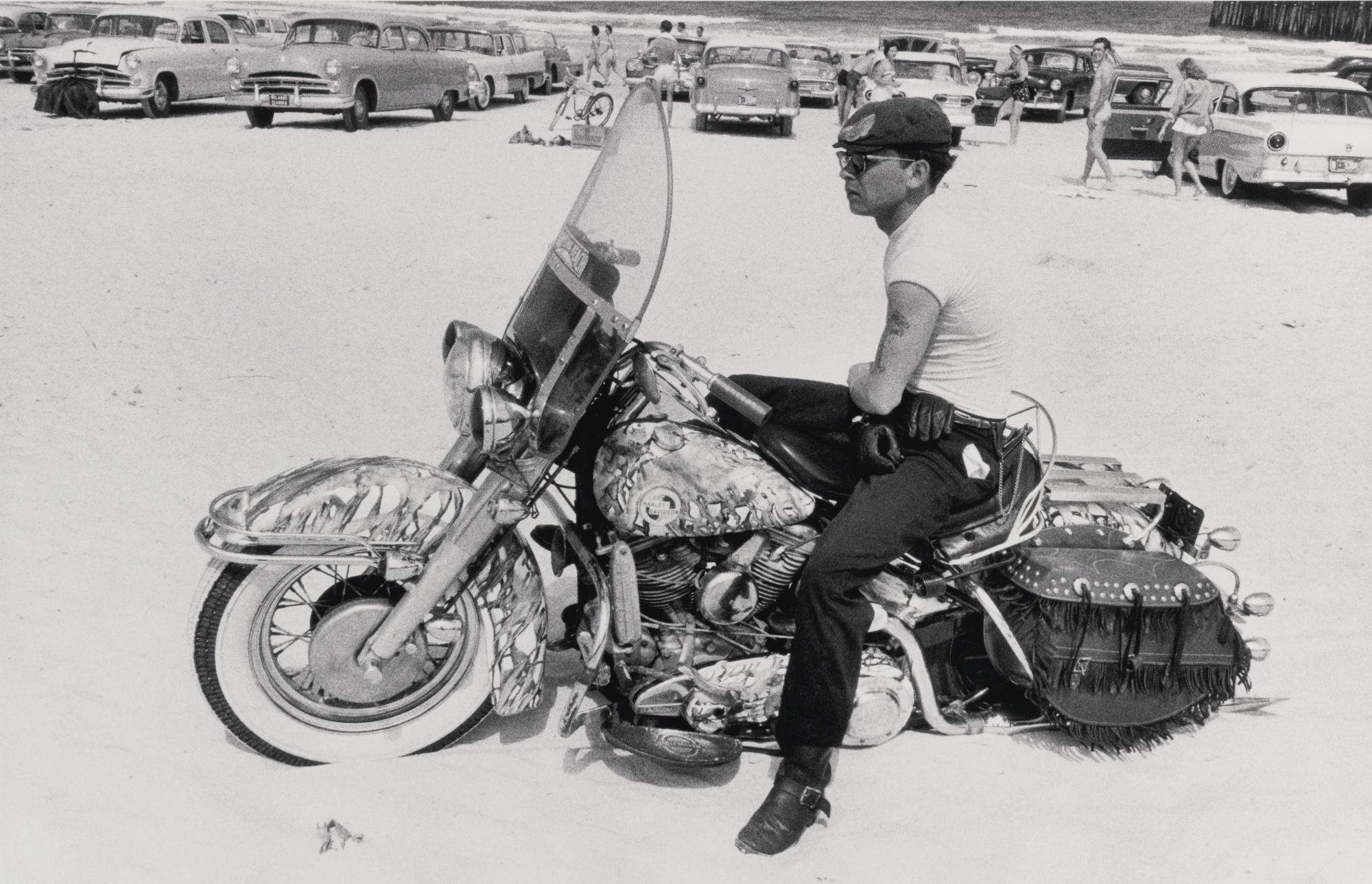 Robert Frank-Daytona-1958