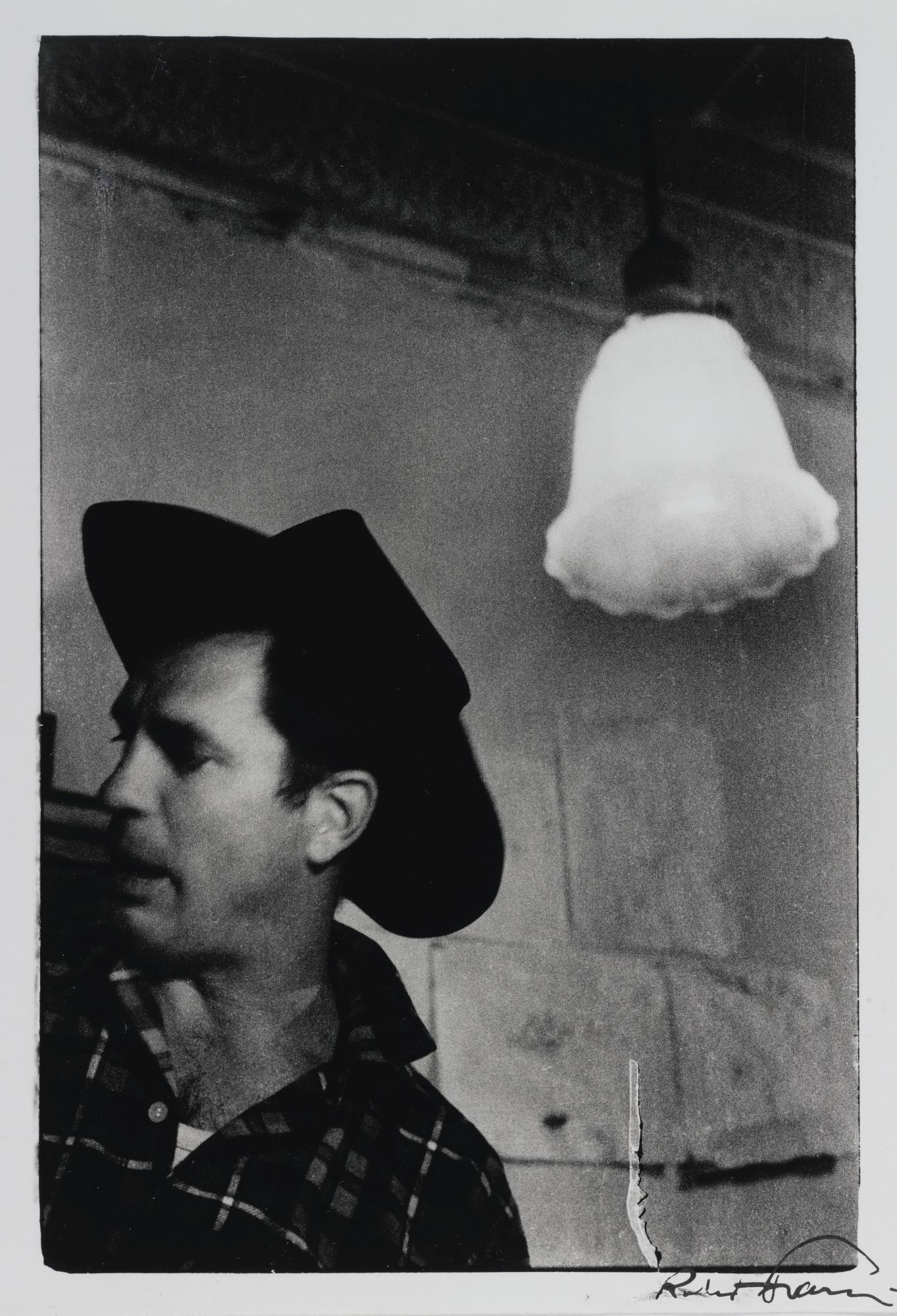 Robert Frank-Jack Kerouac-1961