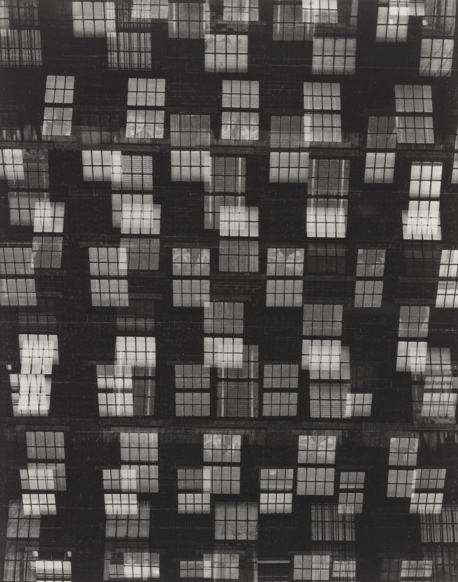 Harry Callahan-Chicago-1948