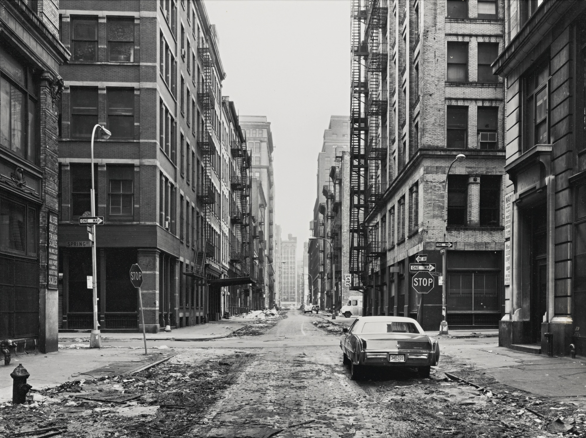 Thomas Struth-Crosby Street-1978