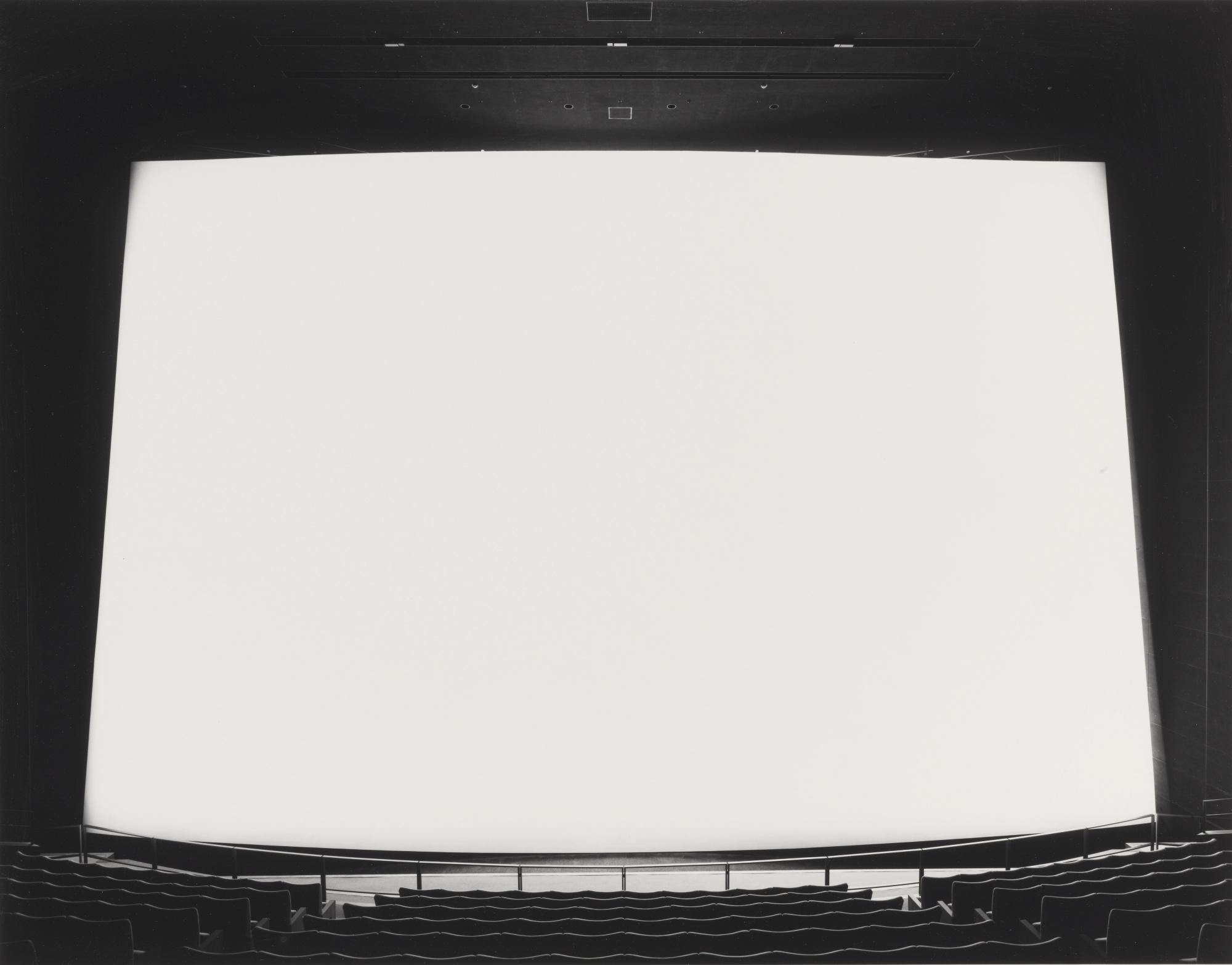 Hiroshi Sugimoto-Imax Tempozan Osaka-1999