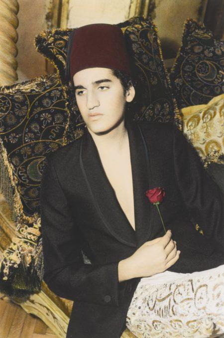 Youssef Nabil-Lonely Pasha Cairo-2002