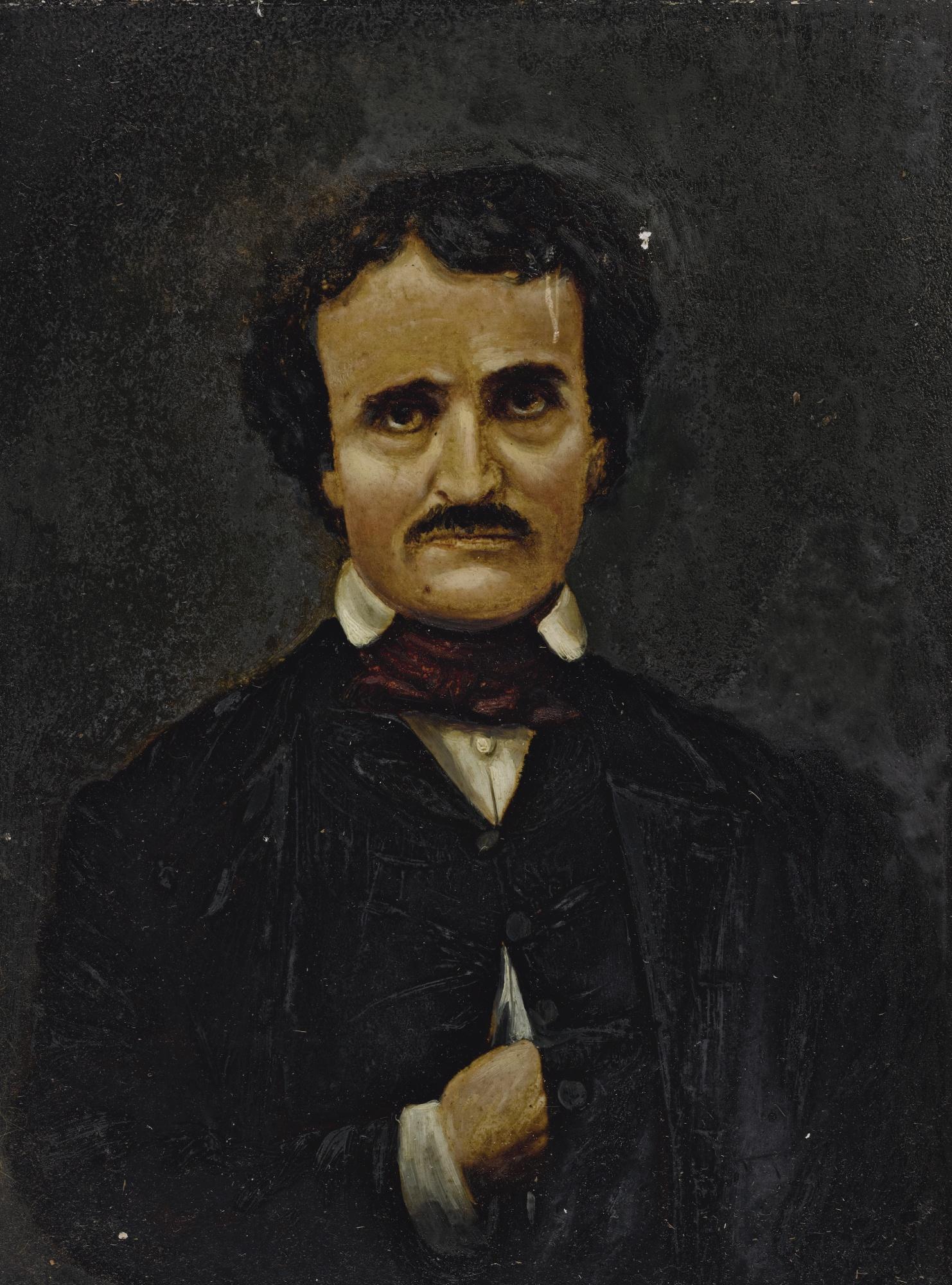 Gabriel Harrison-Edgar Allan Poe-1890