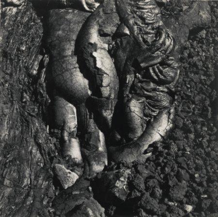 Aaron Siskind-Volcano 103-1980