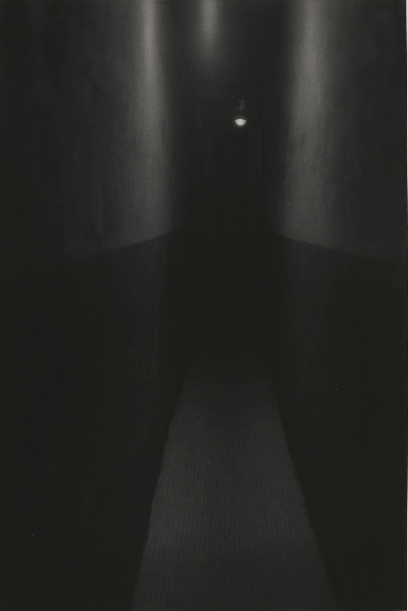 Roy DeCarava-Hallway-1953