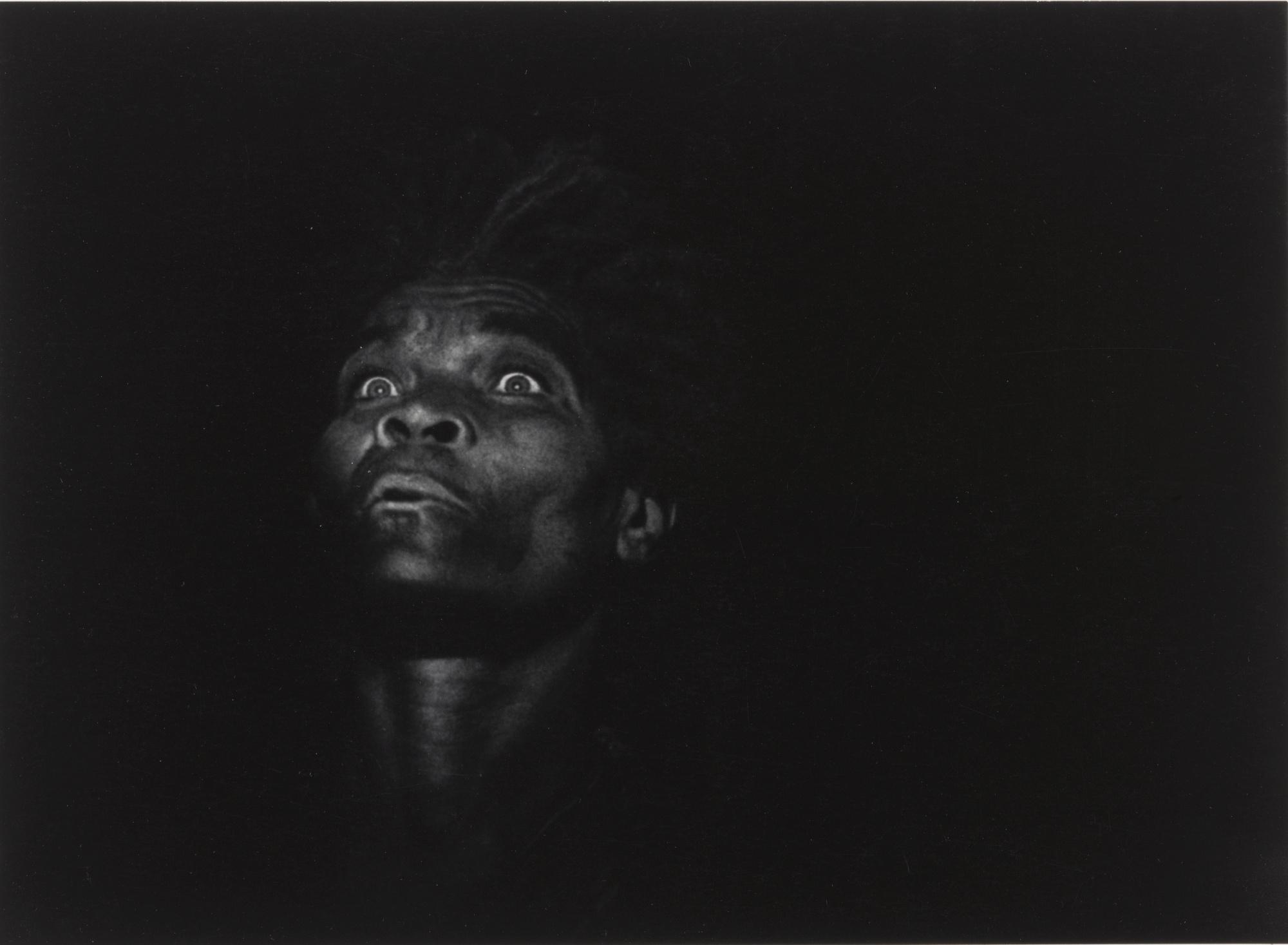 W. Eugene Smith-Mad Eyes Haiti-1958