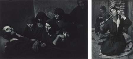 W. Eugene Smith-Selected Images (comprising 'Spanish Wake' and 'The Spinner')-1951