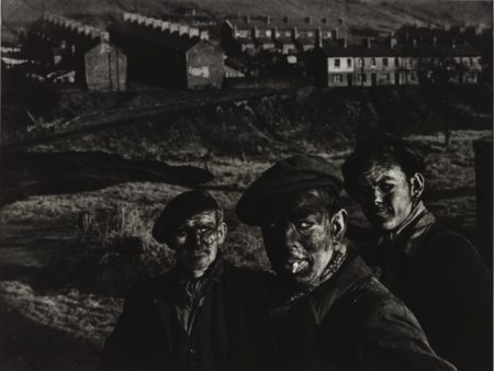 W. Eugene Smith-Three Generations Of Welsh Miners-1950