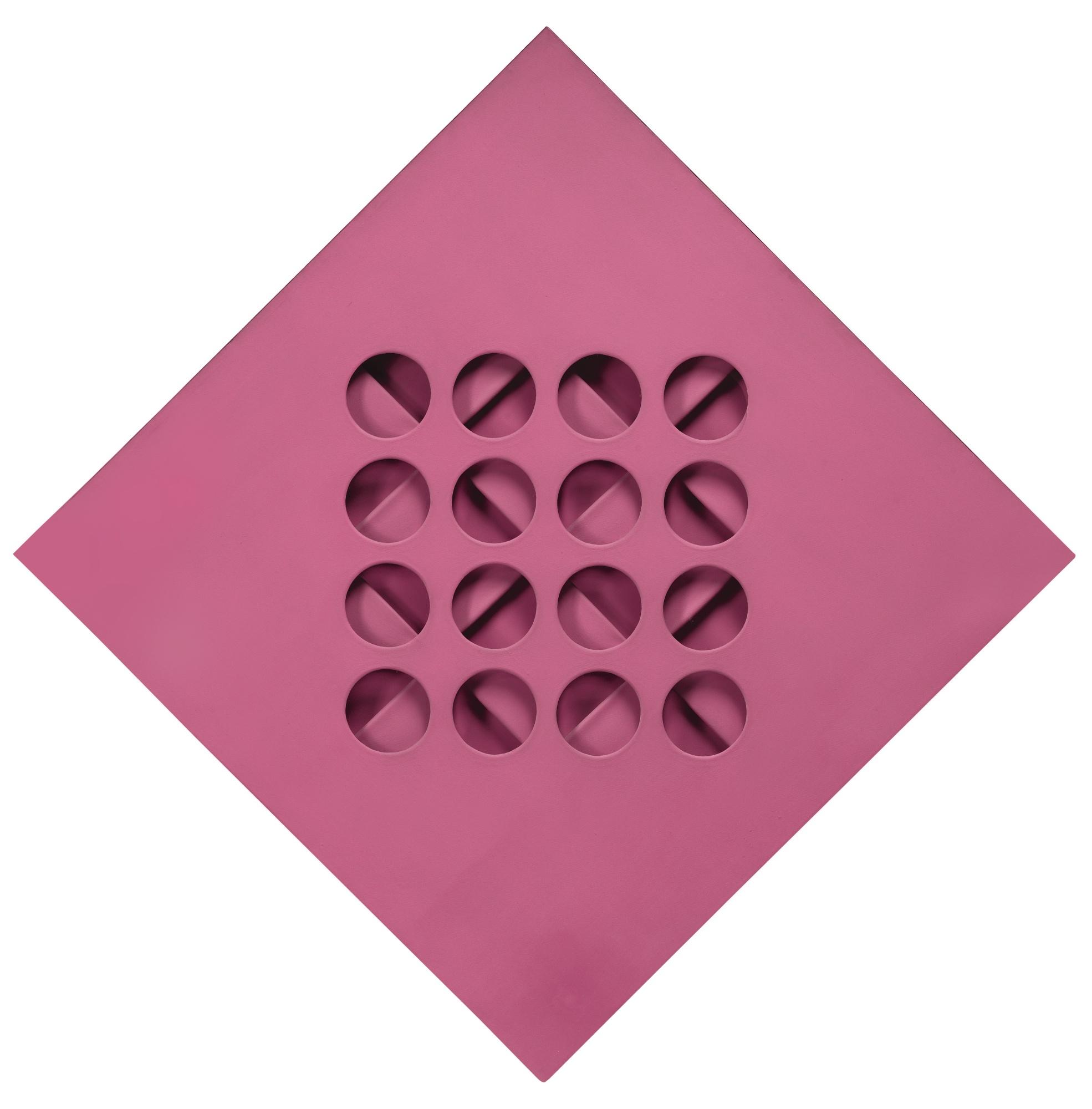 Paolo Scheggi-Intersuperficie Curva Dal Rosa-1968