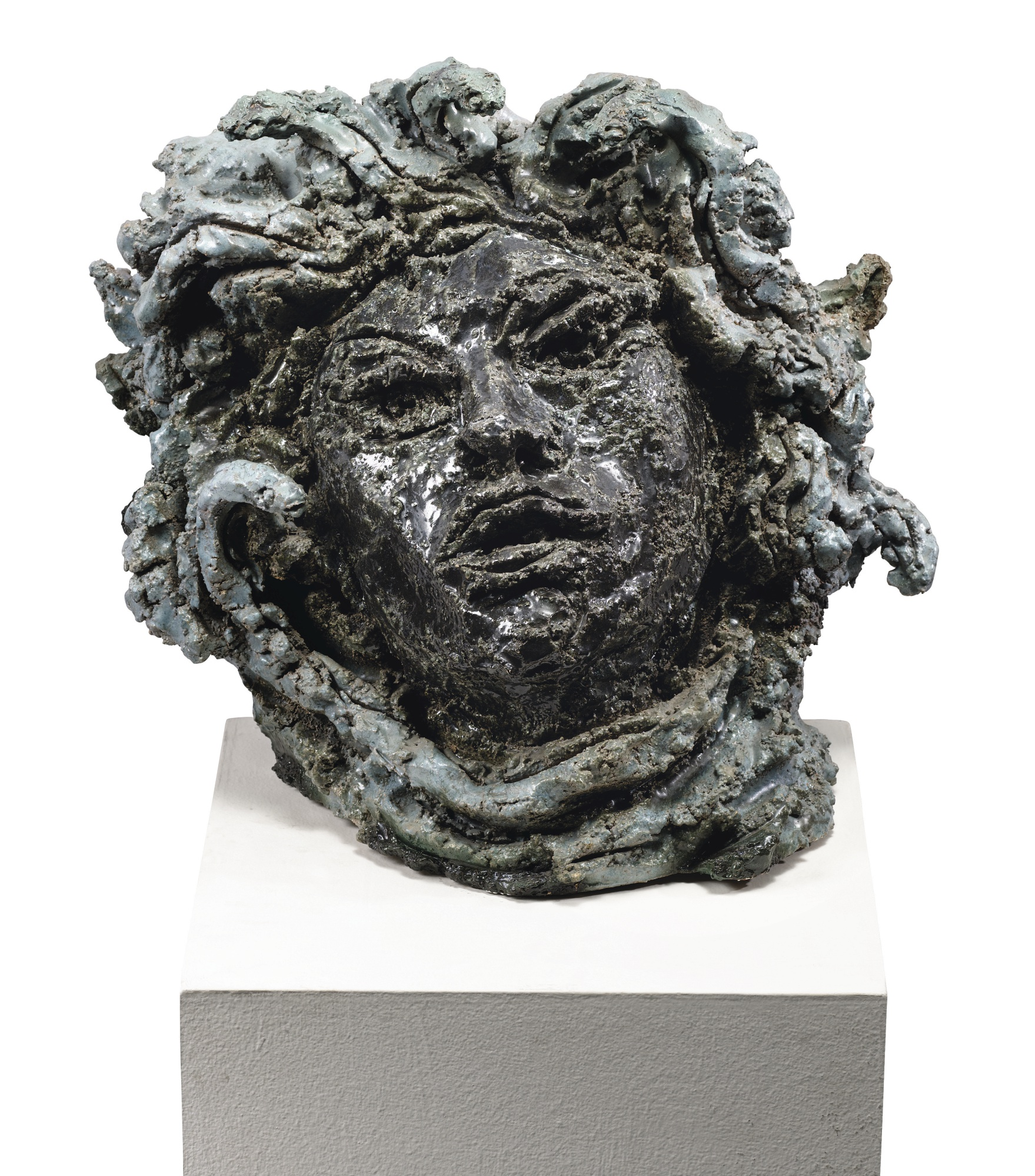 Lucio Fontana-Medusa-1936