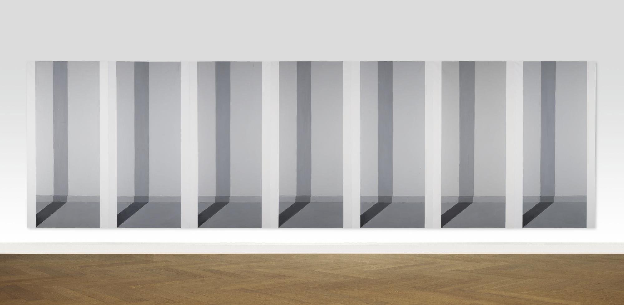 Gerhard Richter-Saulen-1968