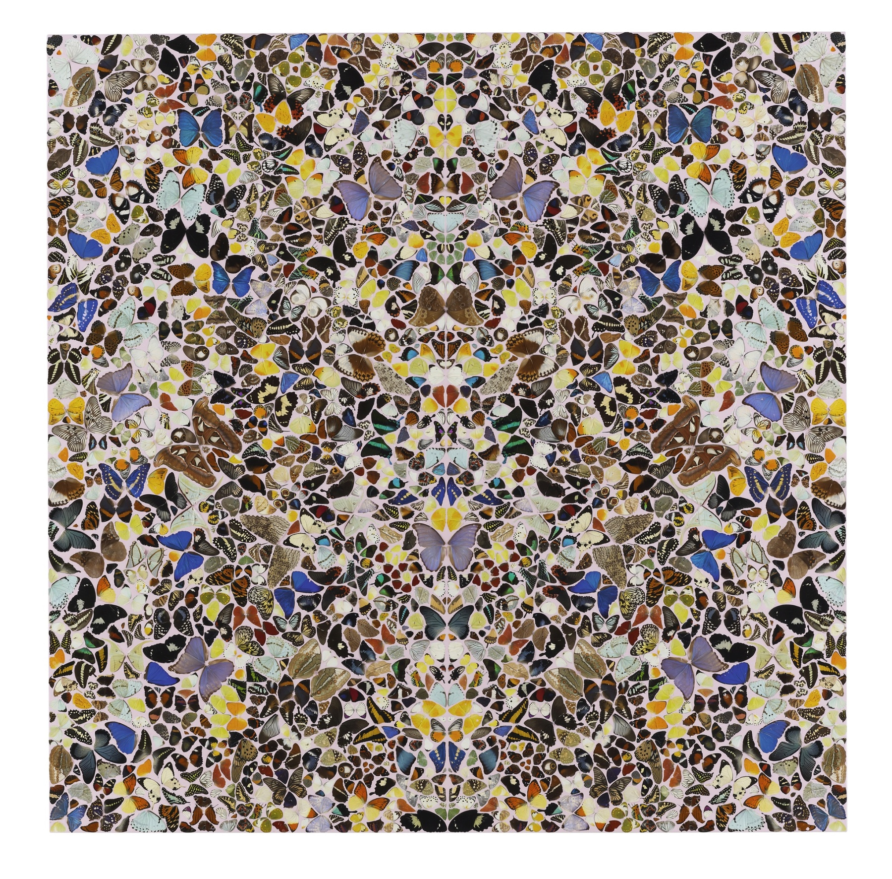 Damien Hirst-Catechesis-2008