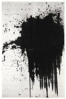 Christopher Wool-Minor Mishap (Black)-2001