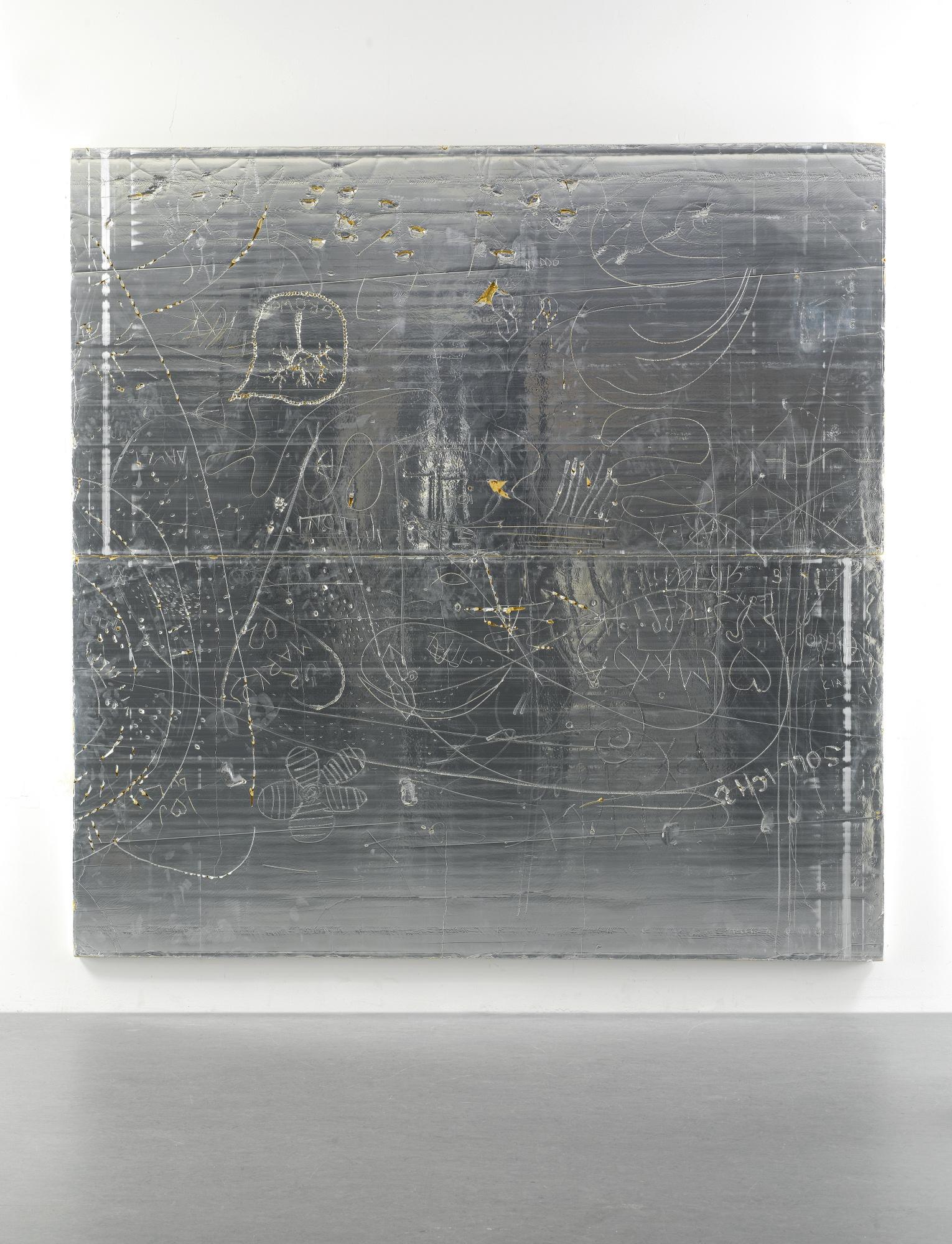Rudolf Stingel-Untitled-2003