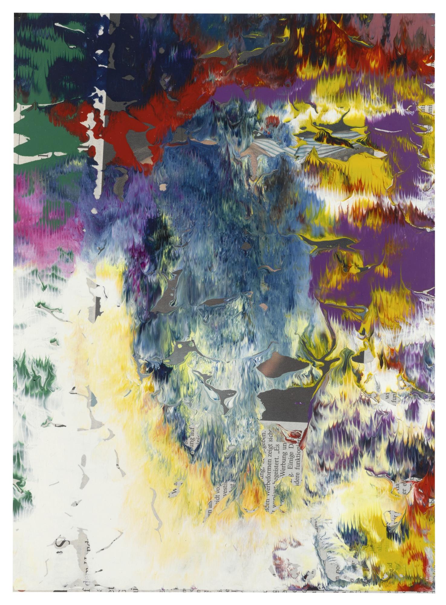Gerhard Richter-Ohne Titel (13.5.08)-2008