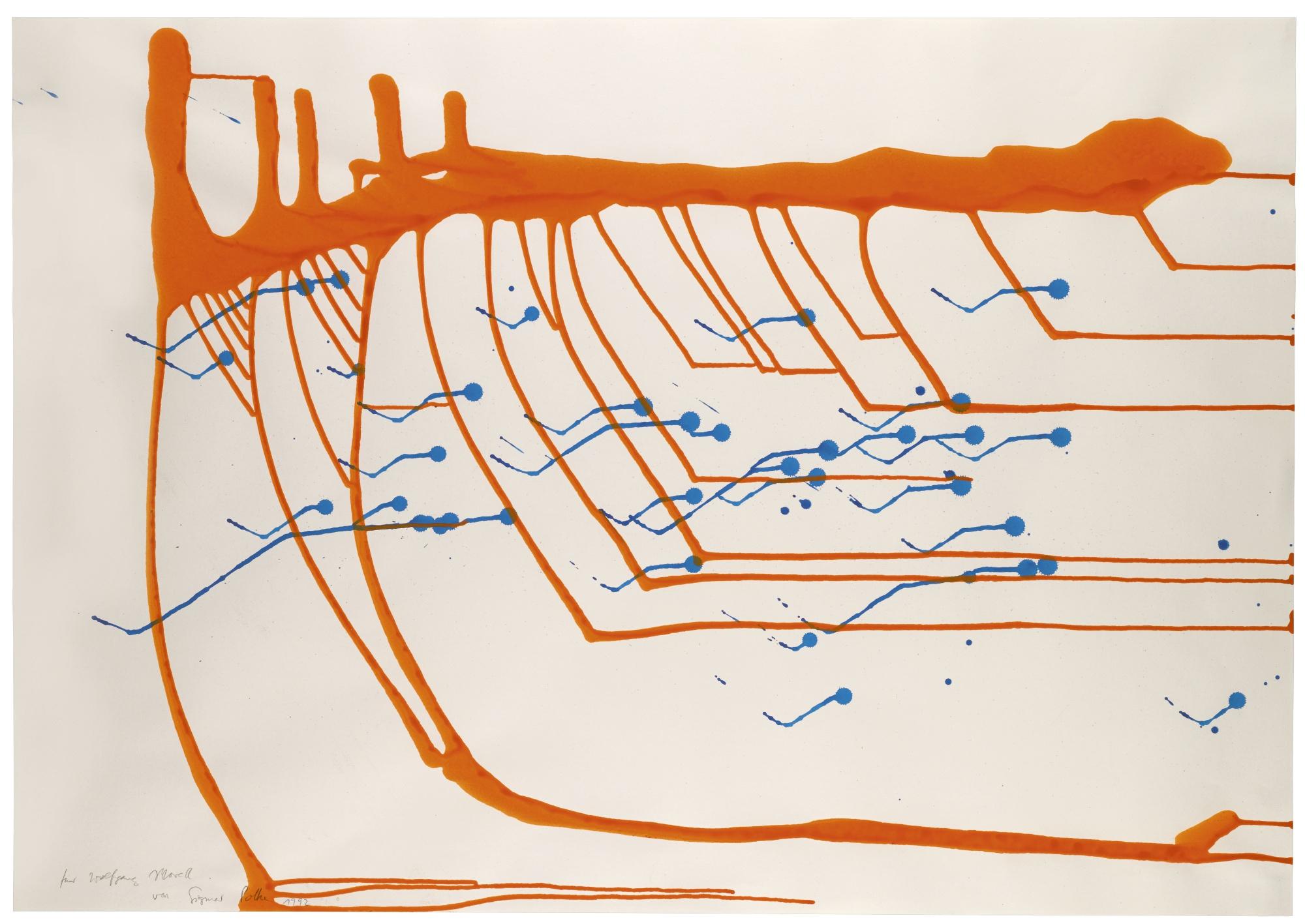 Sigmar Polke-Untitled-1992