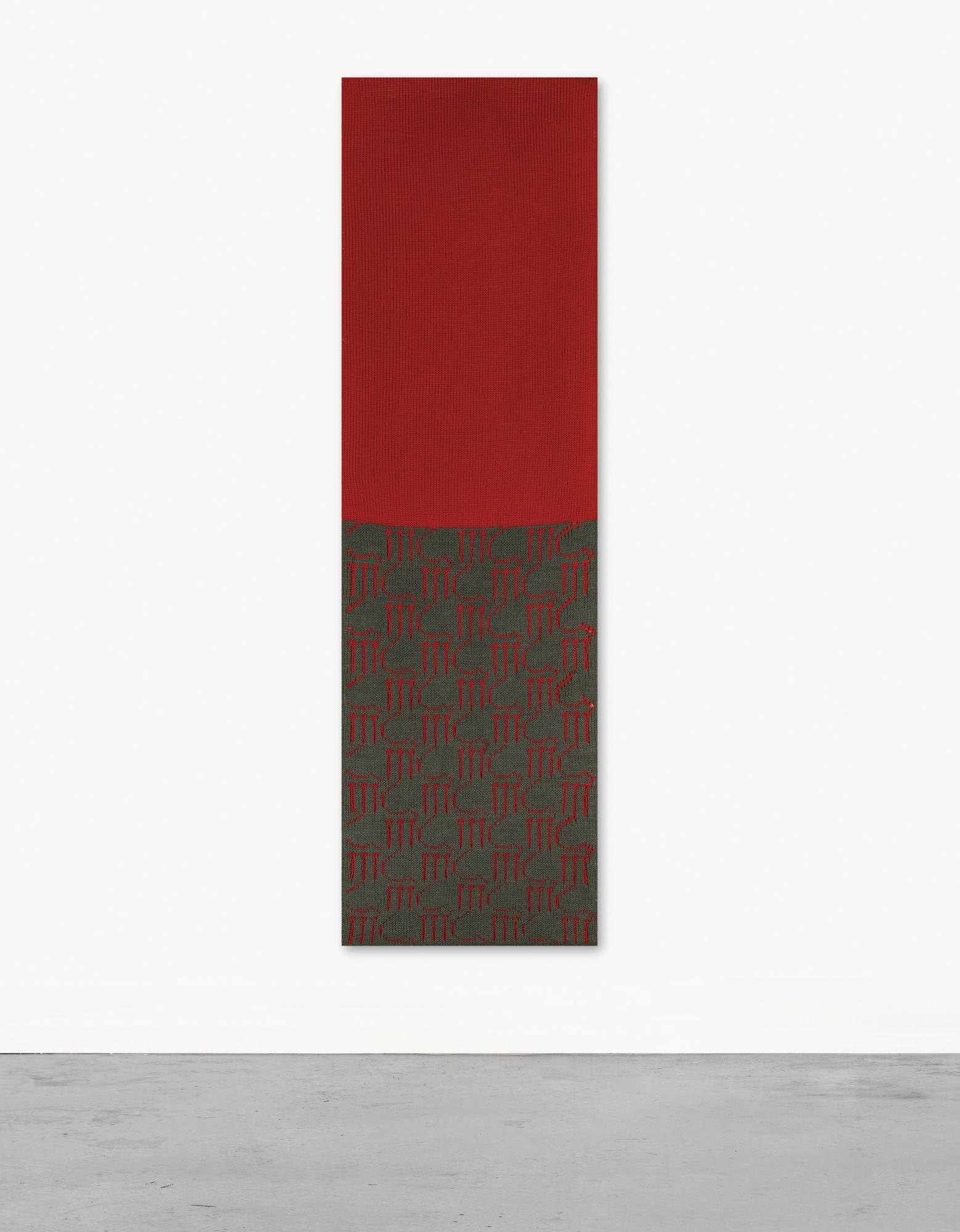 Rosemarie Trockel-Untitled-1987