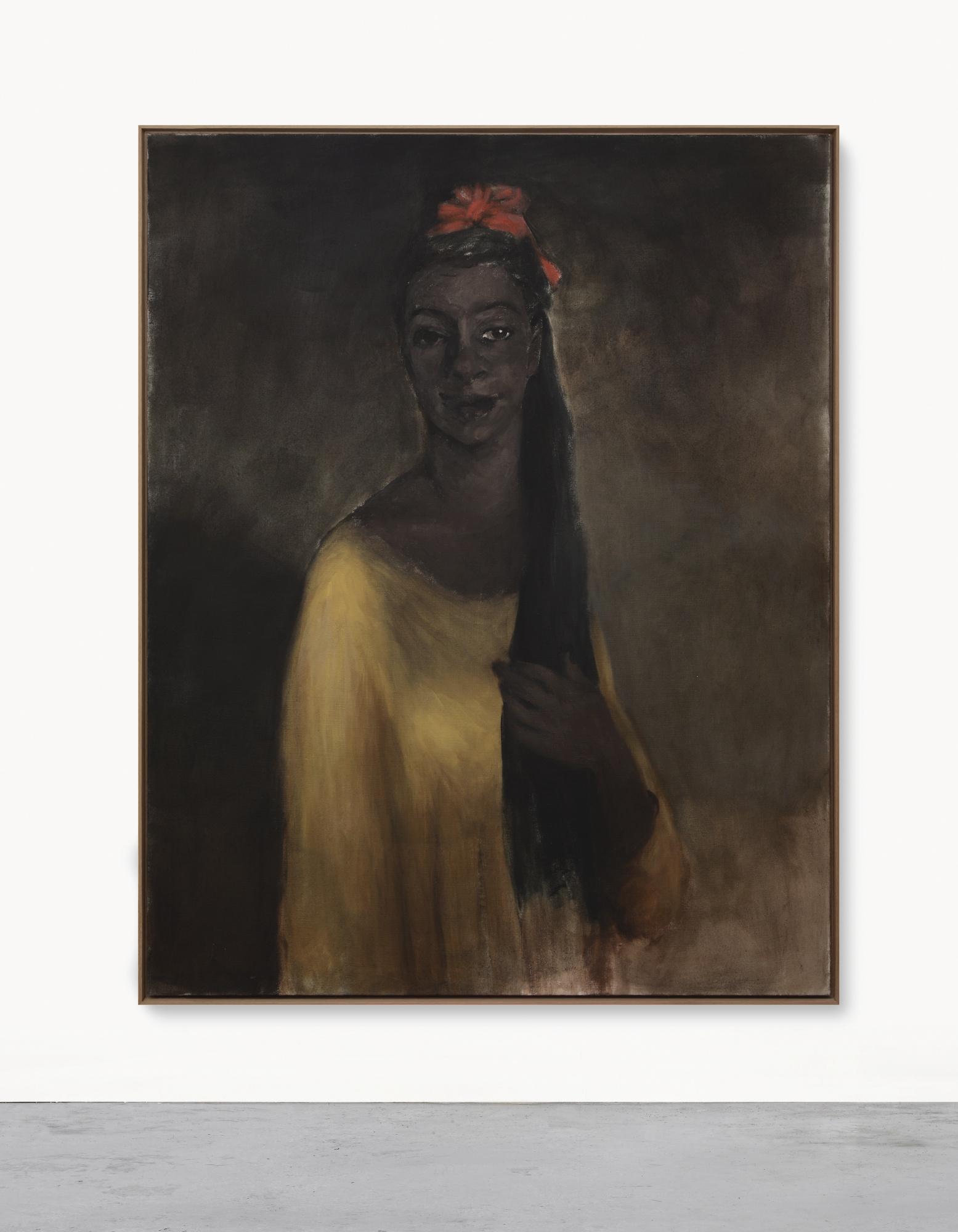 Lynette Yiadom-Boakye-All That We May Afford-2006