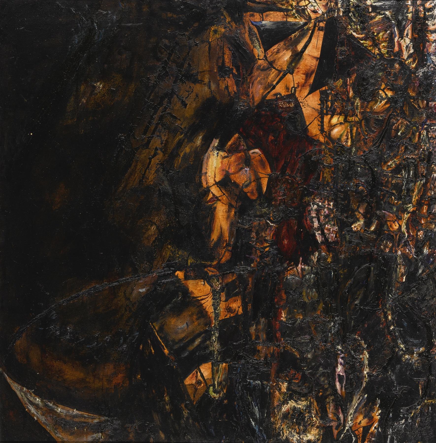 Tadeusz Brzozowski-Precle (Pretzels)-1959