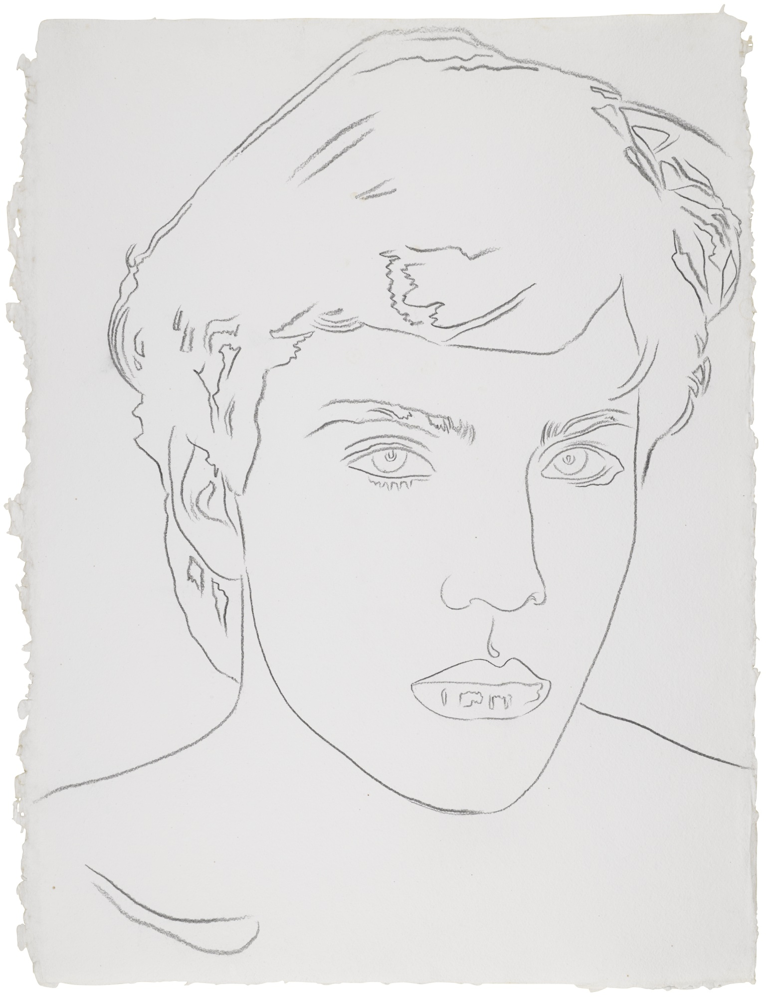 Andy Warhol-Jock Soto-1986