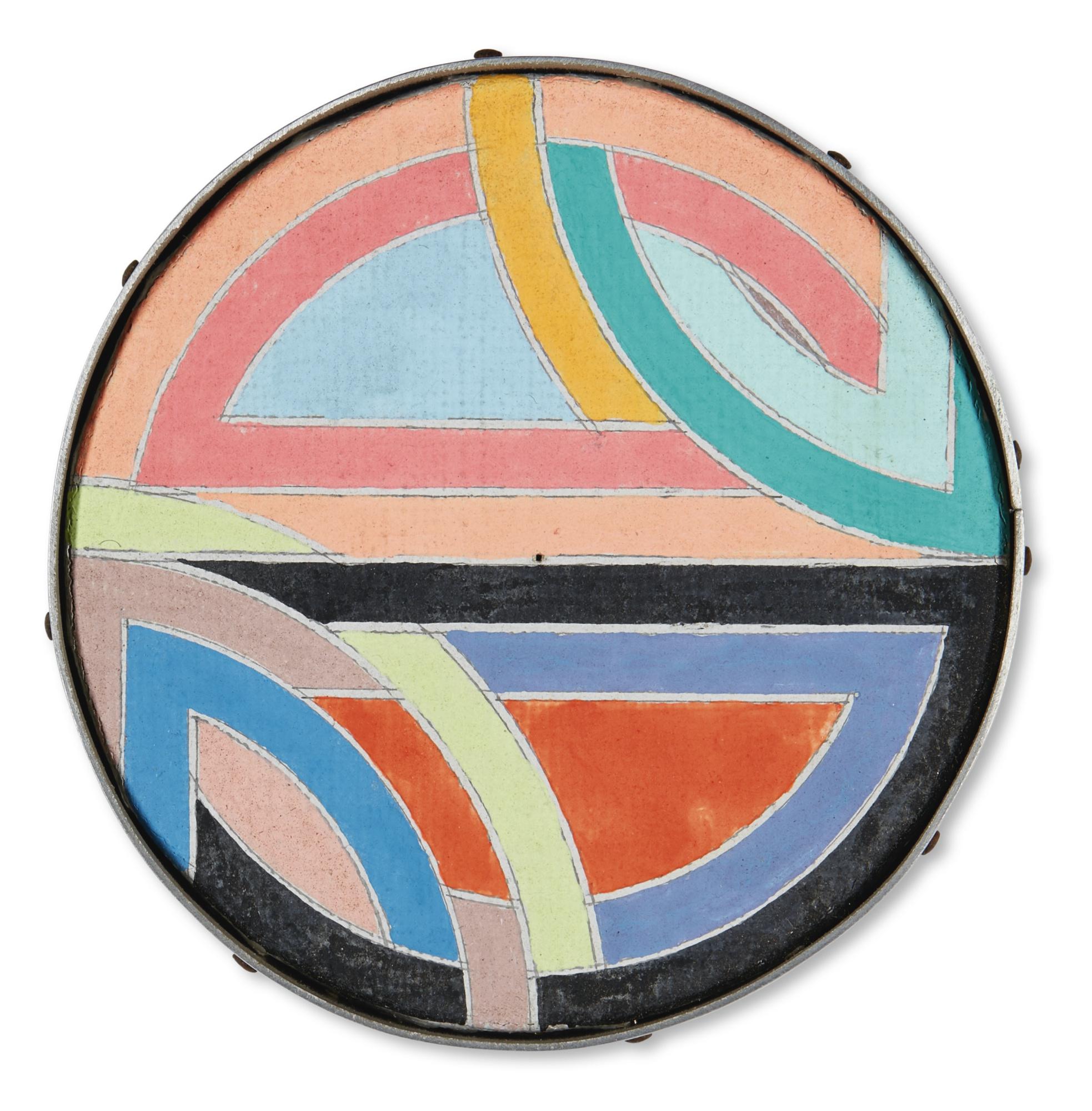Richard Pettibone-Stella Sinjerli Variation II 1968-1969