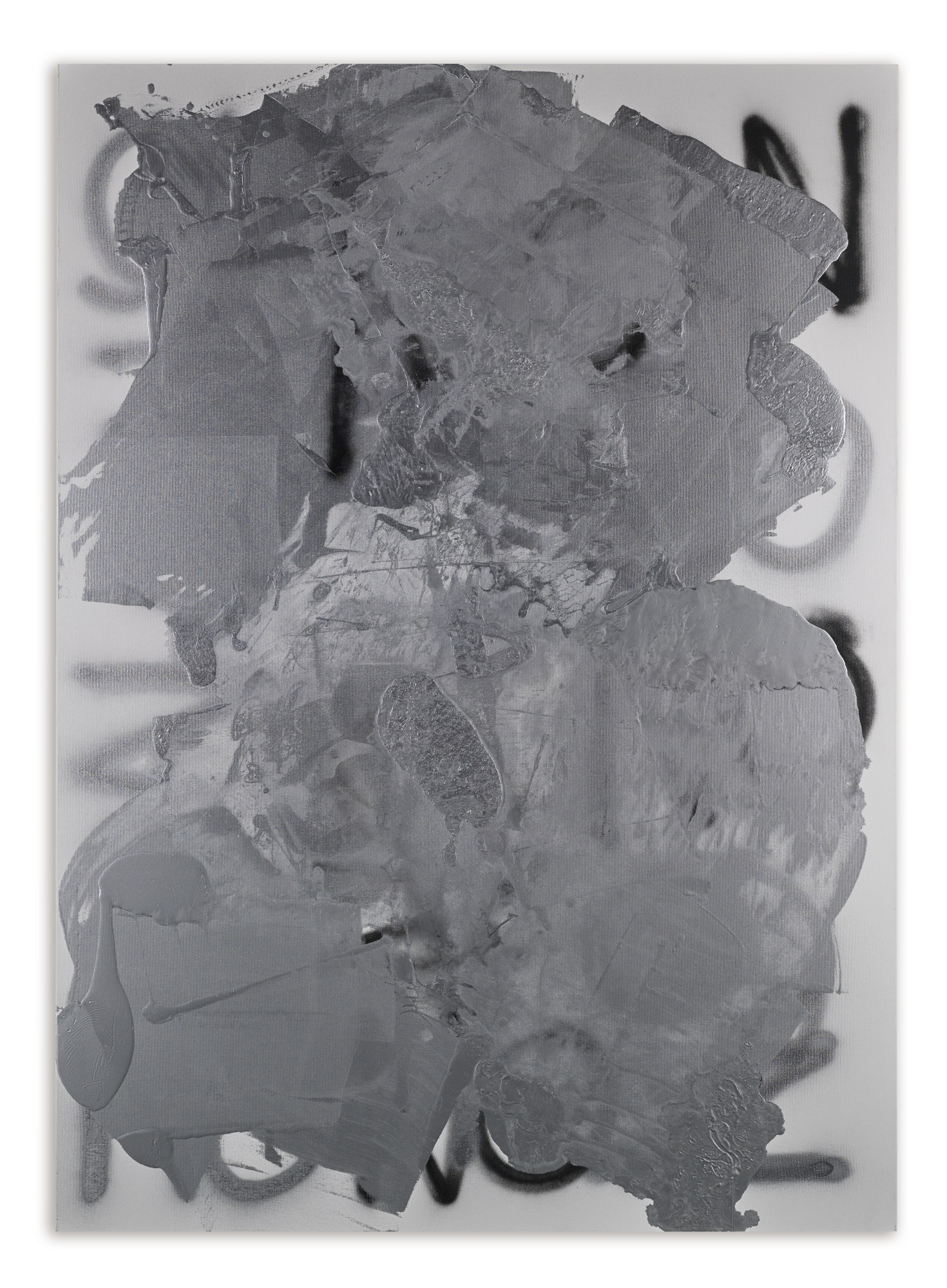 Stefan Bruggemann-Puddle Painting 1-2013