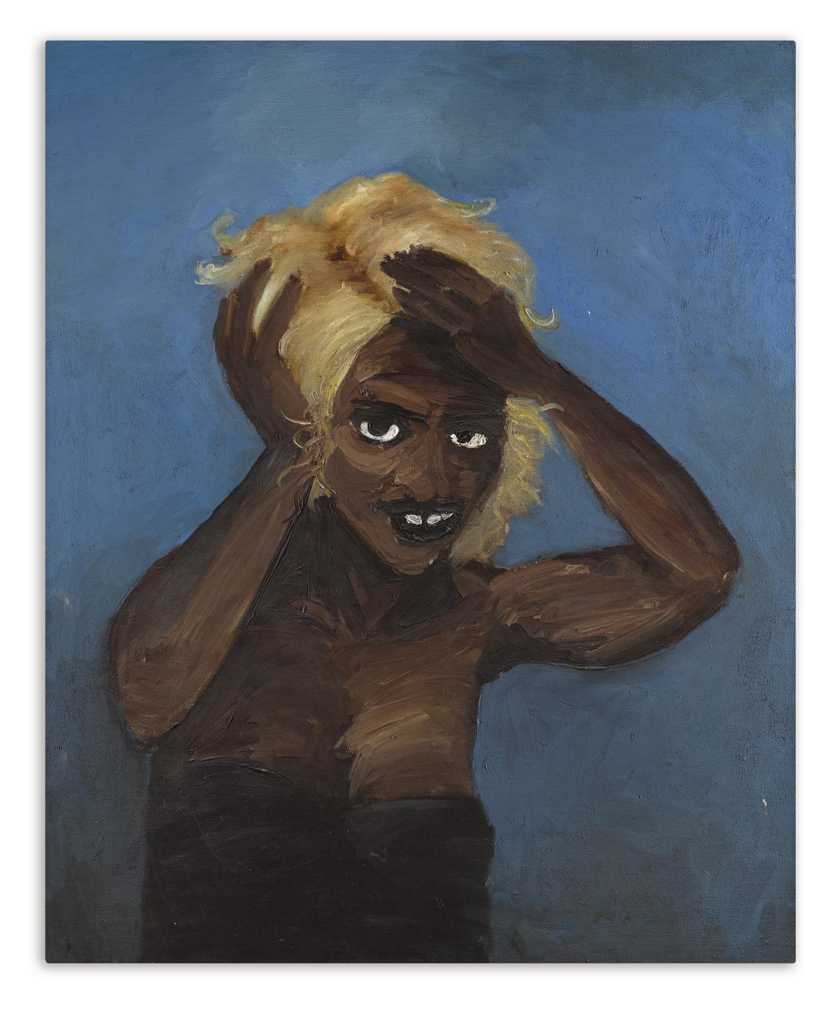 Lynette Yiadom-Boakye-Untitled-2004