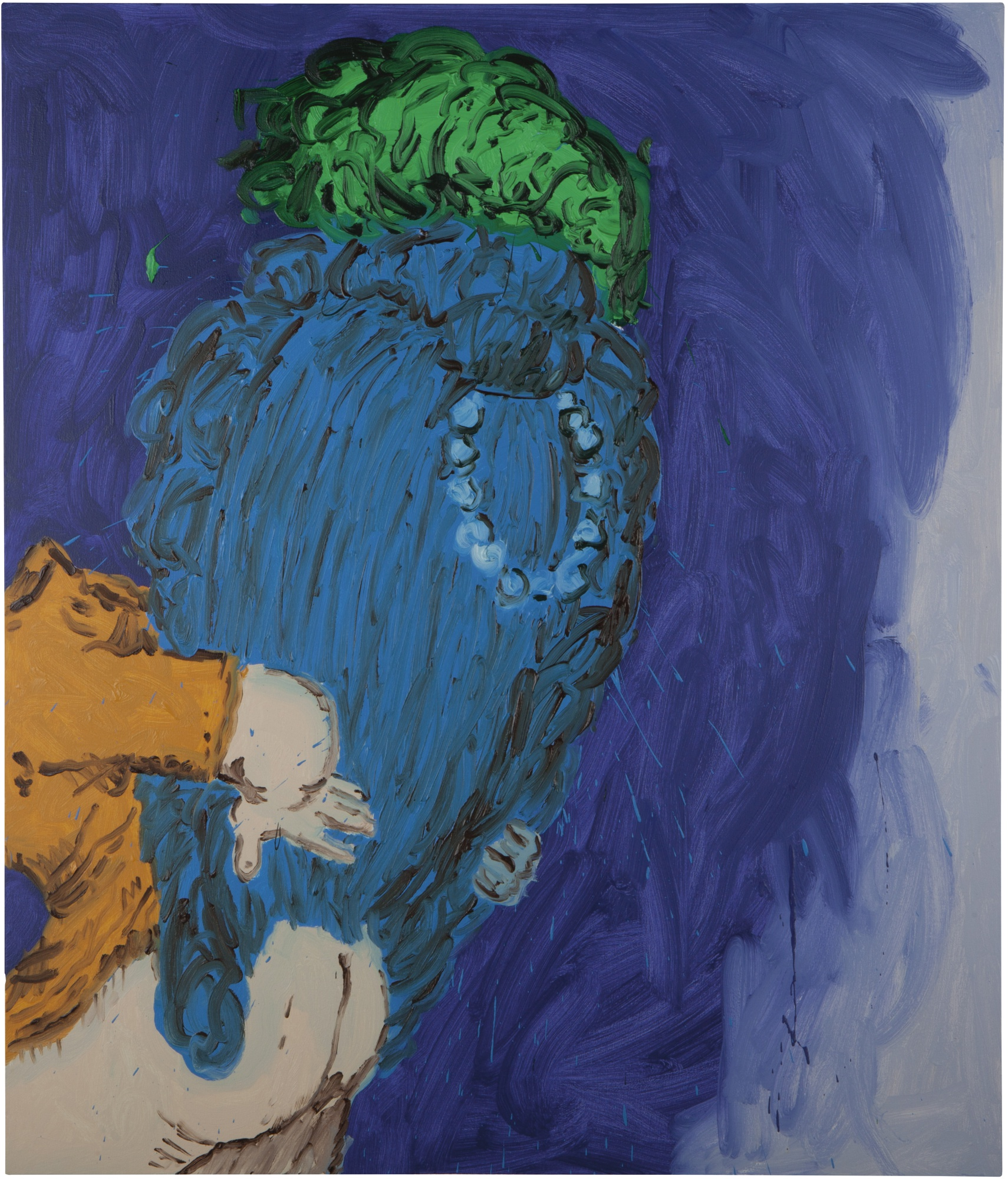 Charlie Billingham-Wigged Bum 6-2012
