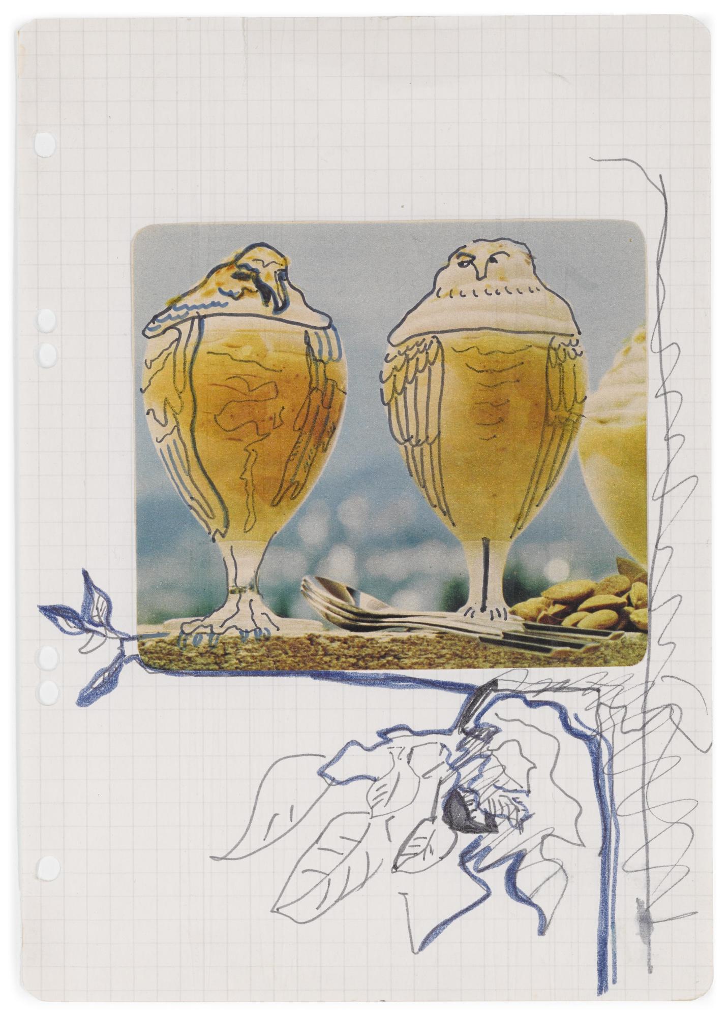 Sigmar Polke-Ohne Titel-1969