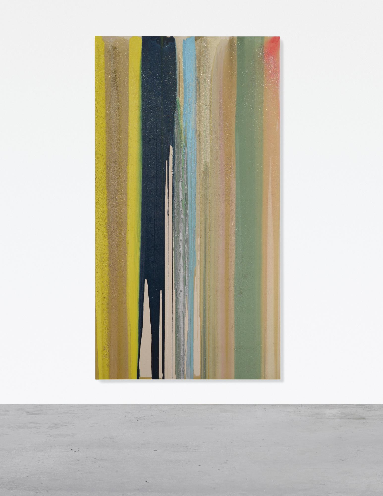John Armleder-Aster Amellus-2006
