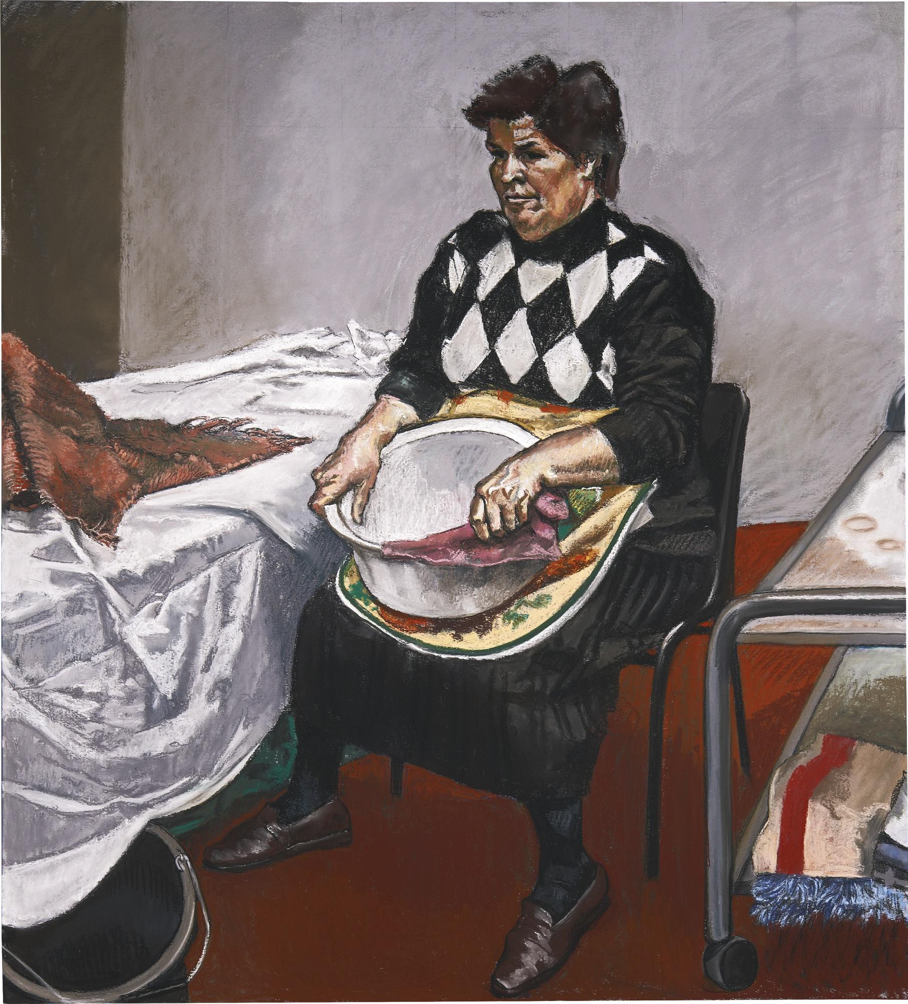 Paula Rego-Untitled No. 9-1999