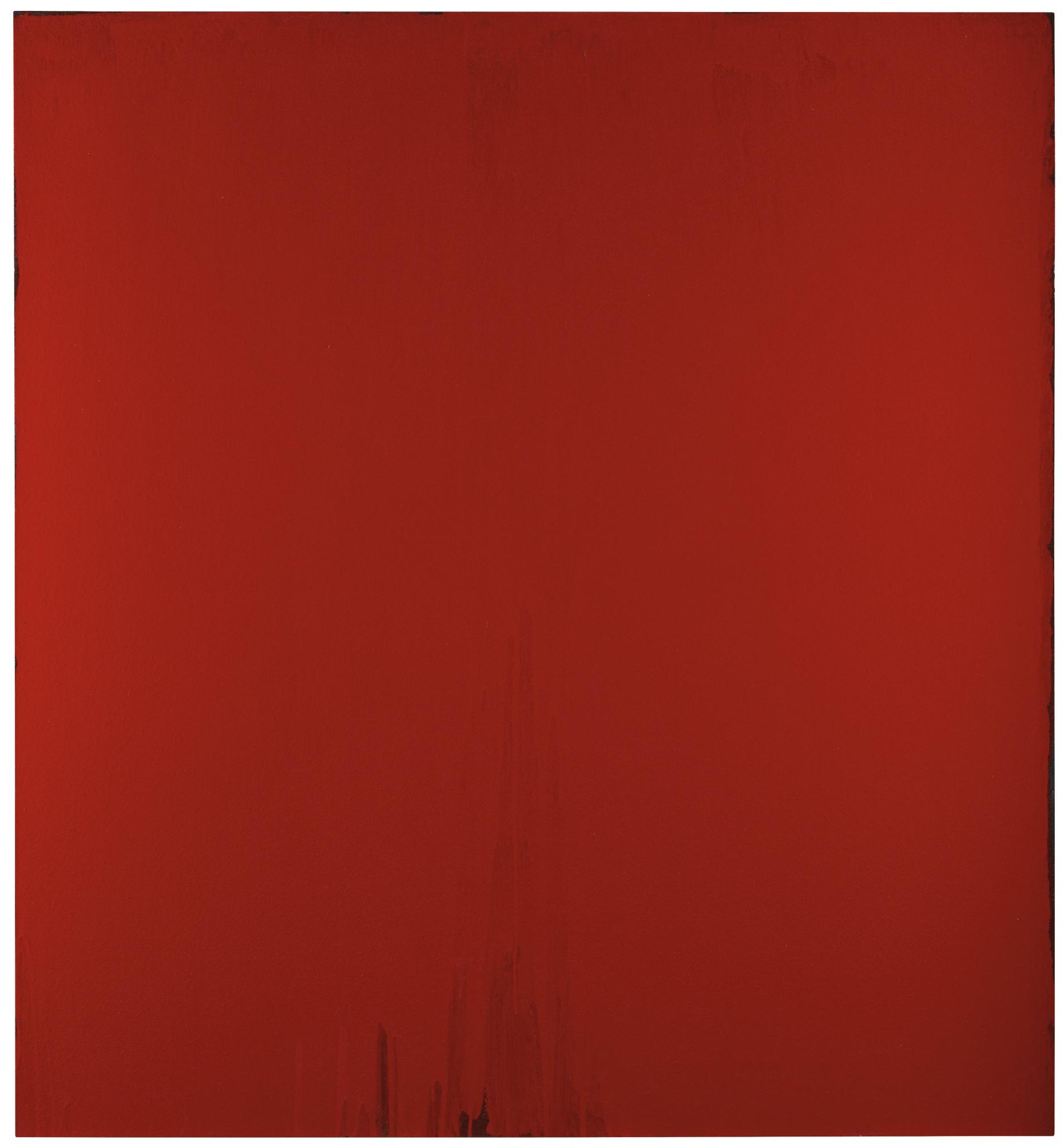 Joseph Marioni-Red Painting-1995