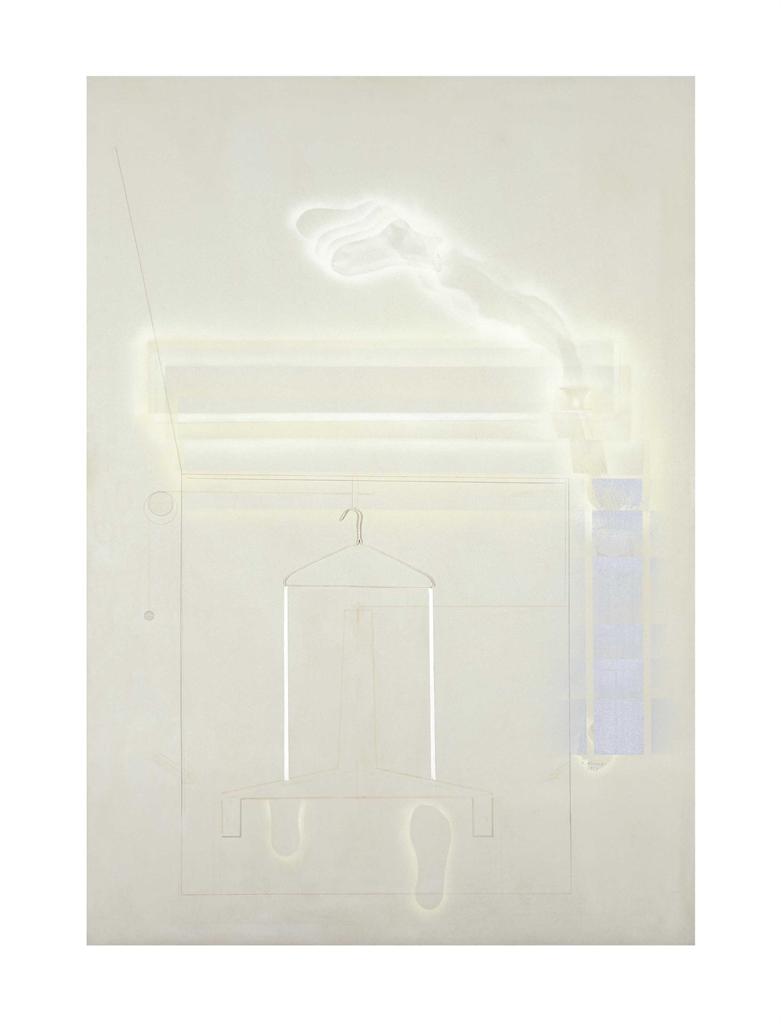 Shusaku Arakawa-Untitled-1963