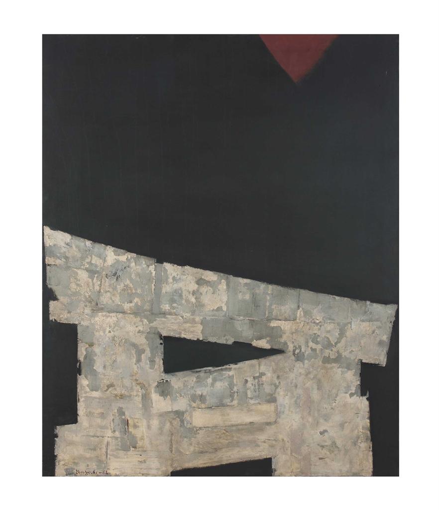 Zenzo Sakamoto-Kochiku (Construction)-1962
