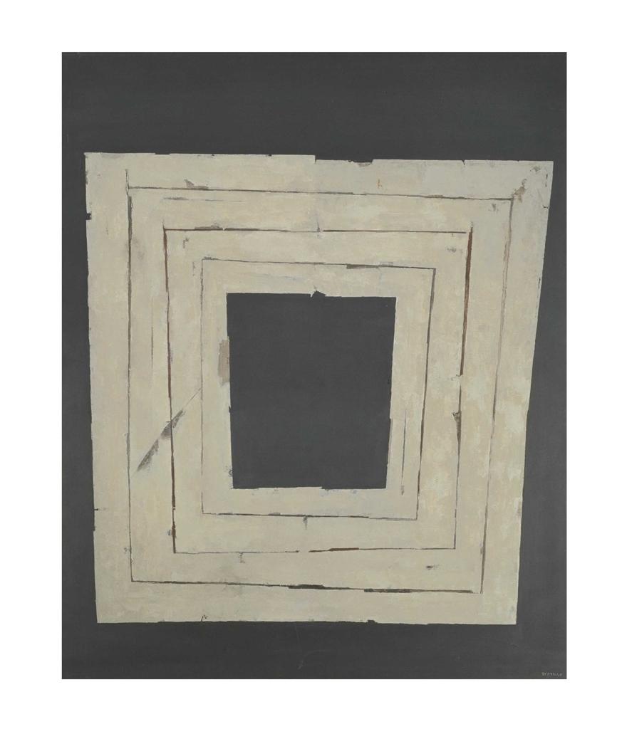Zenzo Sakamoto-Work 1 (Form)-1965