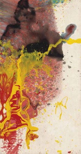 Shozo Shimamoto-Bottle Crash-1998