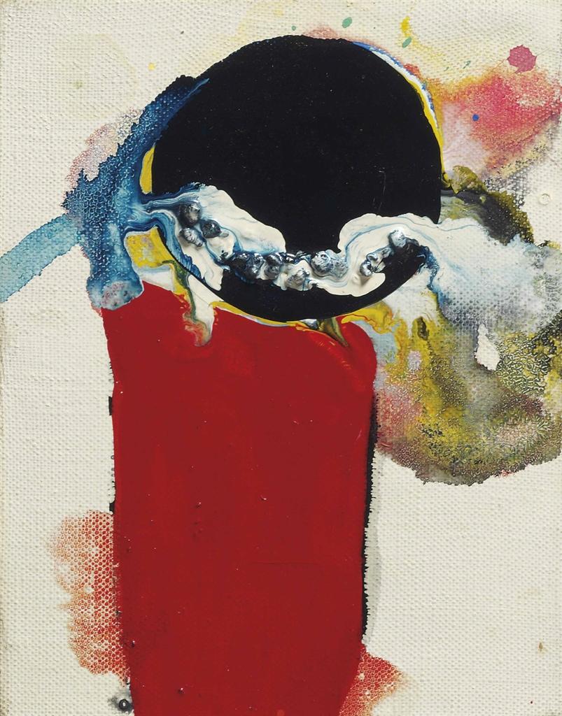 Sadamasa Motonaga-Work-1960