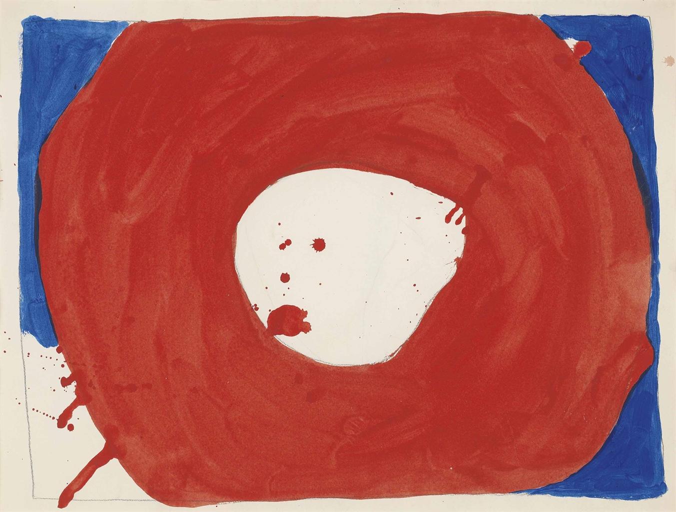 Jiro Yoshihara-Untitled-1960