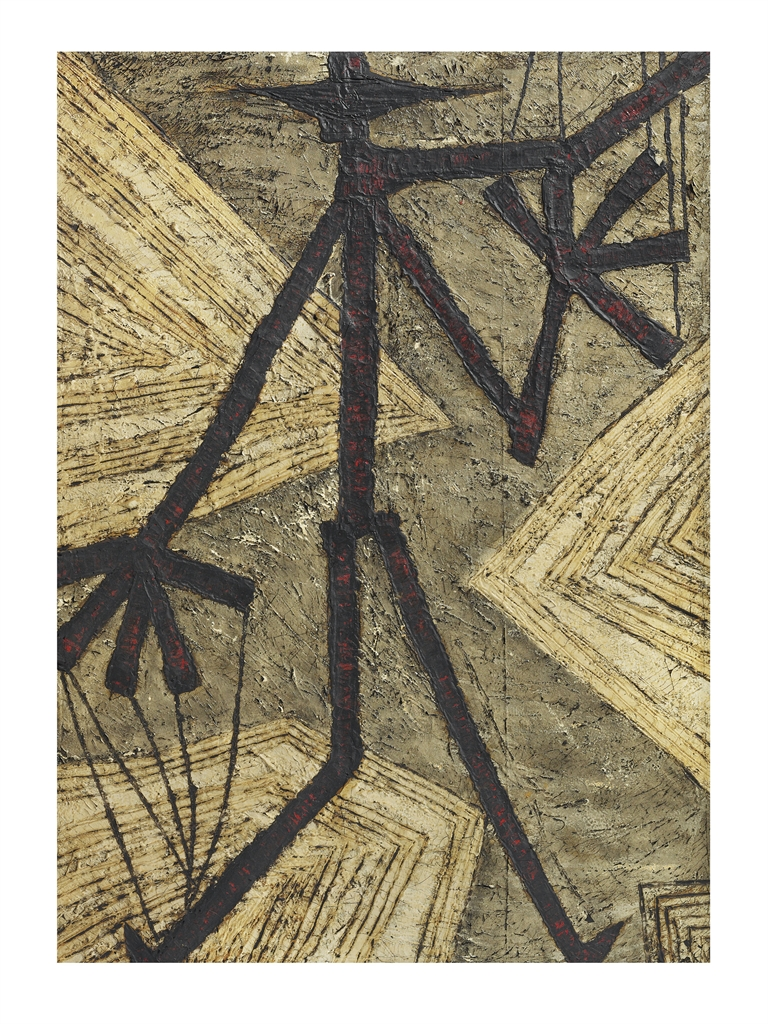Takami Sakurai-Modern Symmetry-1957