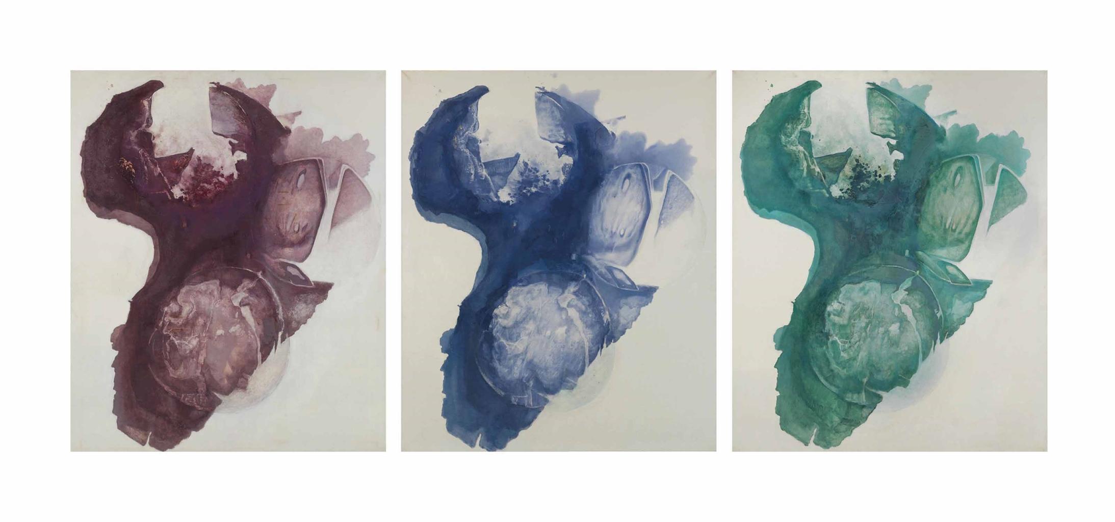 Tadashi Sugimata-Fall (3-A, 3-B, 3-C)-1985
