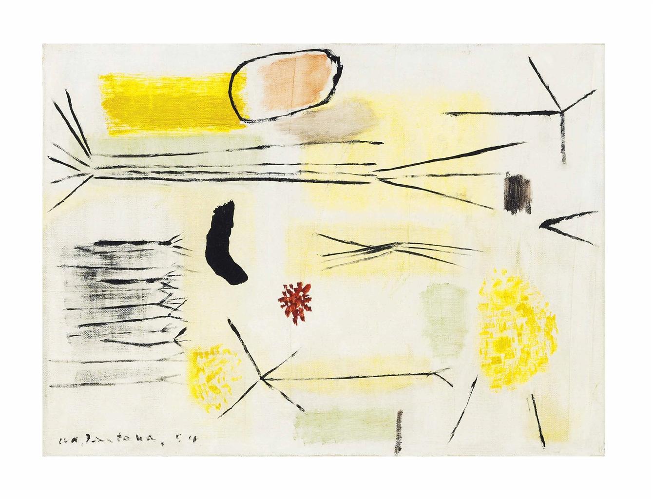 Waichi Tsutaka-Untitled-1954